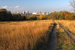Вид на Київ з Лисої гори. Фото: Сергій Криниця (Haidamac),   CC BY-SA 3.0