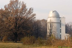 Обсерваторія Фото: Alexostrov, CC BY-SA 3.0