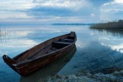 Човен в Шацькому національному парку. Фото: Sidoruk-Dmitry, CC BY-SA 4.0
